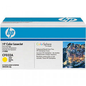 HP toner za CLJ CM4540 mfp CF032A