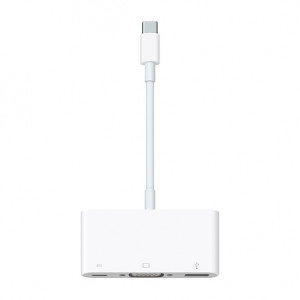 APPLE USB-C VGA Multiport Adapter MJ1L2ZM/A