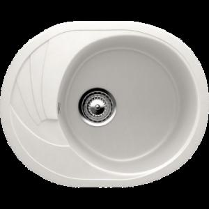 Sudopera od kompozitnog materijala  OPŠTE INFORMACIJE O PROIZVODU Кuhinjske sudopere od kompozitnog materijala su izrađene od modernih, visoko kvalitetnih, ekoloških sirovina, vodećeg svetskog i Ruskog proizvođača, u skladu sa specifikacijama i se