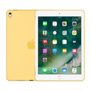 APPLE silikonska maska za 9.7-inch iPad Pro - Yellow MM282ZM/A