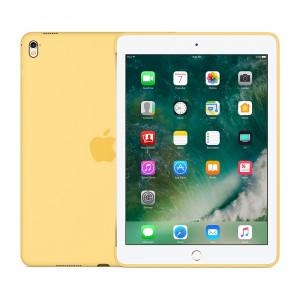 APPLE silikonska maska za 9.7-inch iPad Pro - Yellow MM282ZM/A