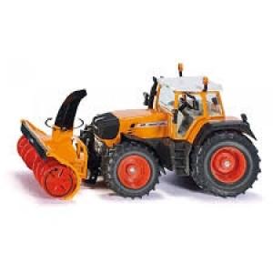 SIKU traktor sa mašinom za uklanjanje snega 3660