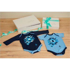 Mom&Me Baby Code Blue Small Set