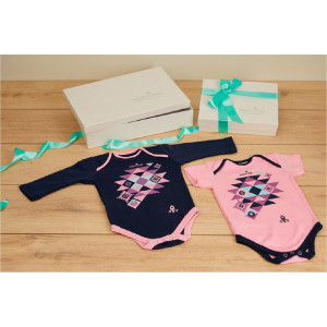 Mom&Me Baby Code Rose Small Set