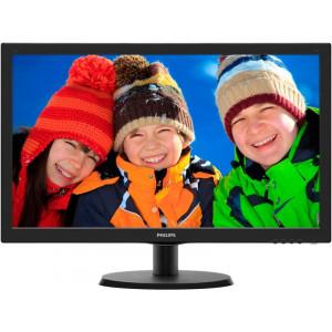 """PHILIPS_ 21.5"""" V-line 223V5LSB2/10 LED monitor MON00725"""