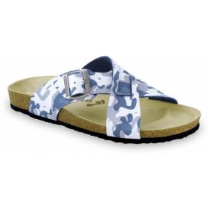 GRUBIN muške papuče 1084040-BORSALINO