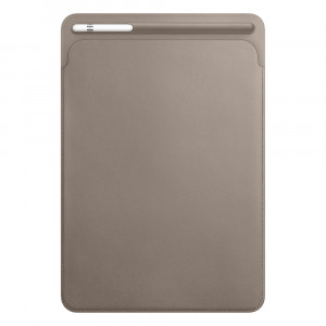 APPLE futrola Leather Sleeve for 10.5-inch iPad Pro - Taupe MPU02ZM/A
