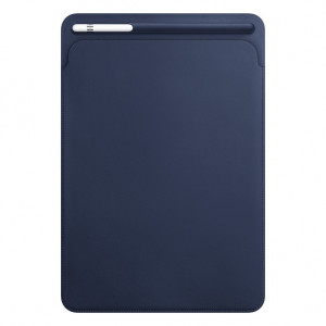 APPLE futrola Leather Sleeve for 10.5-inch iPad Pro - Midnight Blue MPU22ZM/A