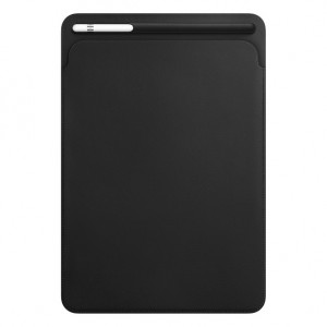 APPLE futrola Leather Sleeve for 10.5-inch iPad Pro - Black MPU62ZM/A