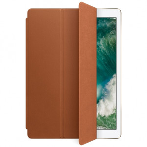 APPLE zaštitna kožna maska za 12.9-inch iPad Pro - Saddle Brown MPV12ZM/A
