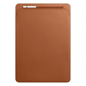 APPLE zaštitna kožna maska za 12.9-inch iPad Pro - Saddle Brown MQ0Q2ZM/A