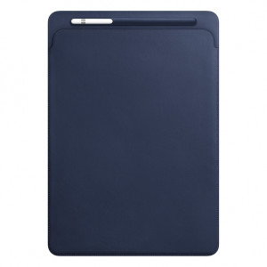 APPLE zaštitna kožna maska za 12.9-inch iPad Pro - Midnight Blue MQ0T2ZM/A