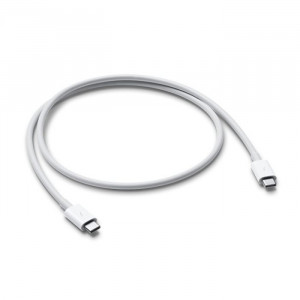 APPLE Thunderbolt 3 (USB-C) Cable (0.8m) MQ4H2ZM/A