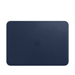 APPLE kožna futrola za MacBook 12 inča - Midnight Blue MQG02ZM/A