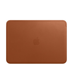 APPLE kožna futrola za MacBook 12 inča - Saddle Brown MQG12ZM/A