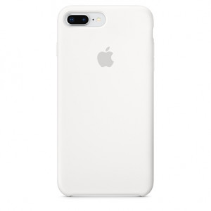 APPLE iPhone 8 Plus/7 Plus Silicone Case - White MQGX2ZM/A