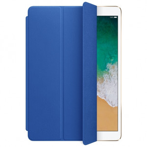 APPLE zaštitna maska Leather Smart Cover for 10.5-inch iPad Pro - Electric Blue MRFJ2ZM/A