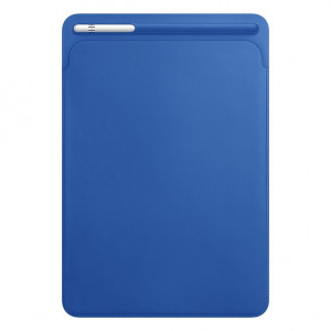 APPLE futrola Leather Sleeve for 10.5-inch iPad Pro - Electric Blue MRFL2ZM/A