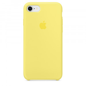 APPLE iPhone 8/7 Silicone Case - Lemonade MRFU2ZM/A