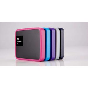 WESTERN DIGITAL zaštita za hard disk Grip Picasso 2TB Fuchsia (pink)