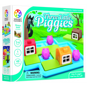 SG 023 - THREE LITTLE PIGS DELUXE 1221