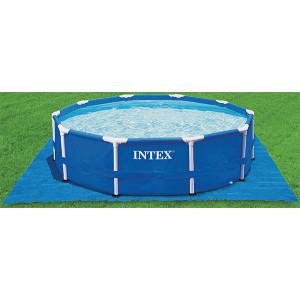 INTEX podloga za bazen 472 x 472 cm 28048
