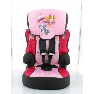 NANIA auto sedište Beline  paw patrol pink 298929