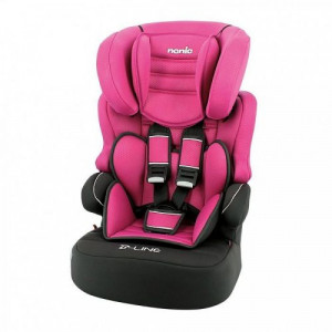 Nania auto sediste Beline 2u1 luxe pink 588943
