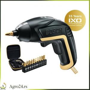 BOSCH akumulatorski odvrtač  IXO V (06039A800L) crni