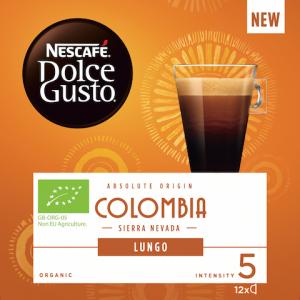 NESCAFE Dolce Gusto Colombia lungo kafa 84g (12 kapsula)