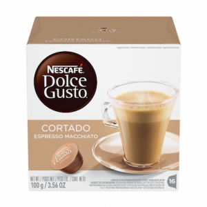 NESCAFE Dolce Gusto Cortado kafa 100,8g (16 kapsula)