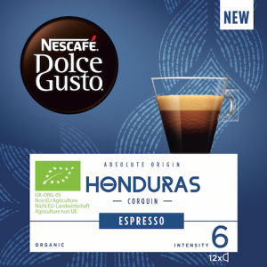 NESCAFE Dolce Gusto Honduras espresso kafa 72g (12 kapsula)