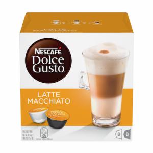 NESCAFE Dolce Gusto Latte Macchiato kafa 194,4g (16 kapsula)