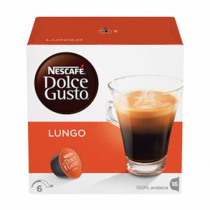 NESCAFE Dolce Gusto Lungo kafa 112g (16 kapsula)