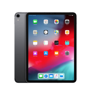 APPLE 11-inch iPad Pro Cellular 256GB - Space Grey mu102hc/a