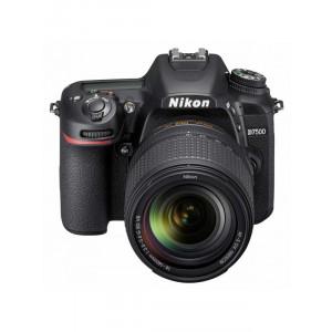 NIKON Dig D7500 SET Obj 18-140VR AF-S DX 81295