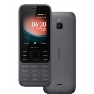 NOKIA 6300 4G WIFI DS Charcoal