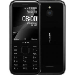 """Nokia 8000 4G WiFi 2,8"""" DS Black"""
