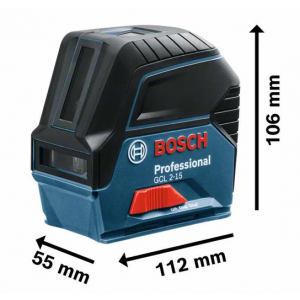 Bosch Kombinovani laser GCL 2-15 0601066E00