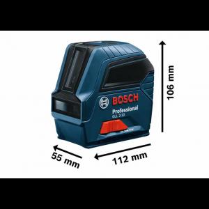 Bosch Laser za linije GLL 2-10 0601063L00
