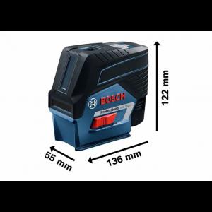 Bosch Kombinovani laser GCL 2-50 C 0601066G00