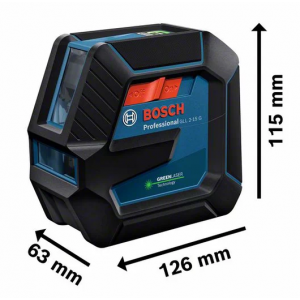 Bosch Laser za linije GLL 2-15 G 0601063W00