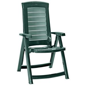 Baštenska  stolica  Aruba  Tamno  zelena  CU 140257
