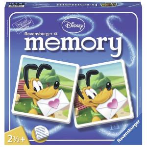 RAVENSBURGER Ravensburger društvena igra-Disney Classics XL memorija RA21237