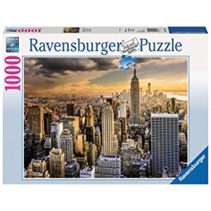 RAVENSBURGER Ravensburger puzzle (slagalice) - New York RA19712