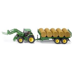 SIKU traktor john deere 3862