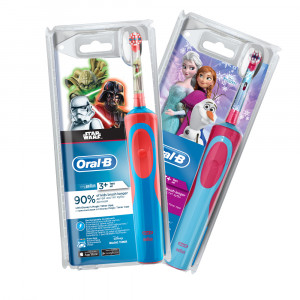 Oral B četkica za zube d12 stages Star wars+Frozen