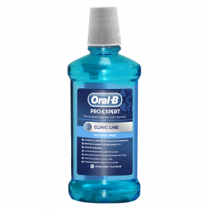 ORAL B tečnost za ispiranje usta rinse 500 ML pro expert clinical