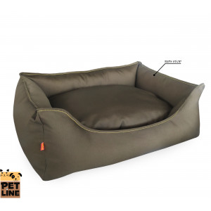 PET LINE 2u1 krevet od vodoodbojnog materijala 80x65 P807M-7-7