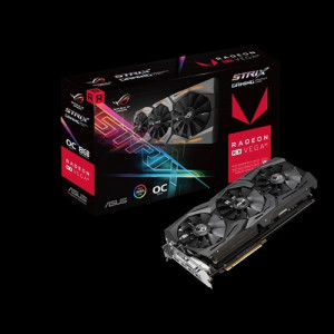 ASUS AMD Radeon RX VEGA 64 8GB 2048bit ROG-STRIX-RXVEGA64-O8G-GAMING